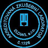 Akreditovaná zkušební laboratoř č. 1226